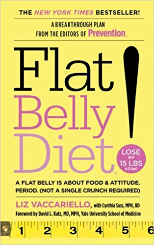 The Flat Belly Diet book