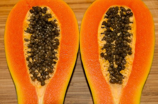 papaya pix