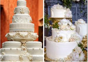torta kralska svatba