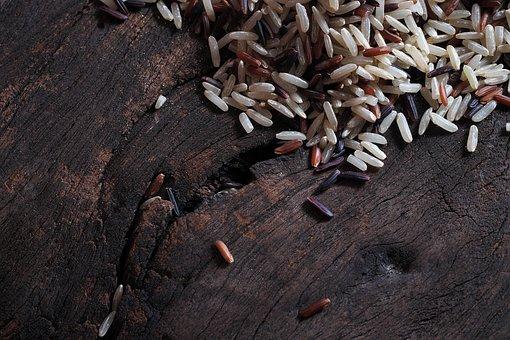 brown rice pix