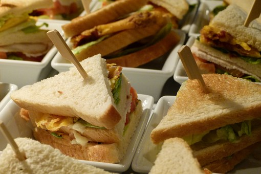 club sandwich pix