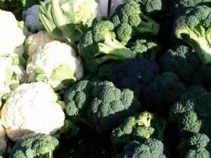 broccoli karfiol pix