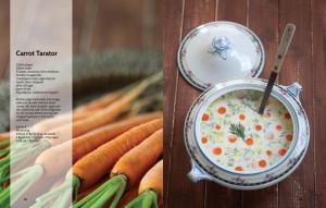 Рецепта за таратор с моркови © Илиан Илие
