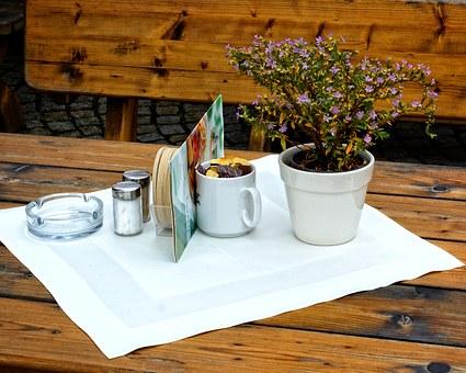 menu table pix