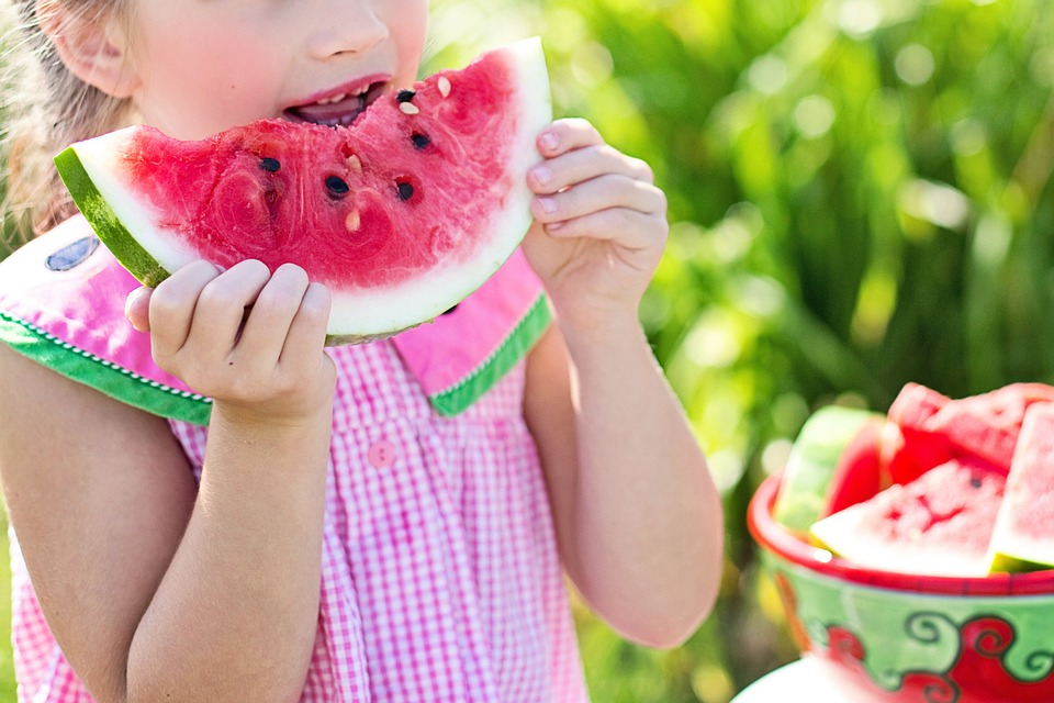 watermelon-children pix 1
