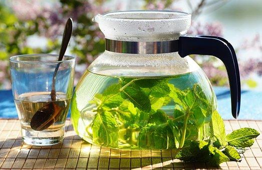 mint tea pix