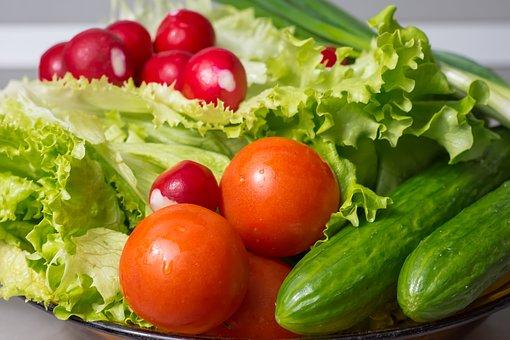 green salad pix 6