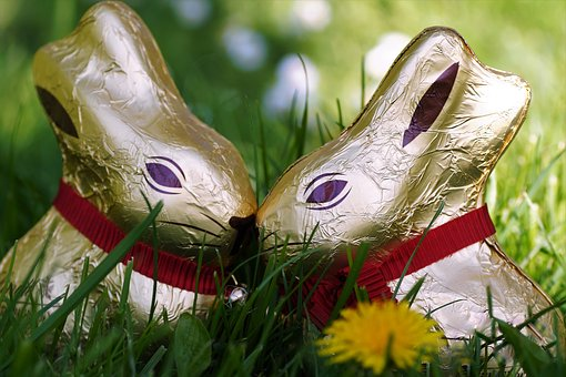 chocolate easter pix