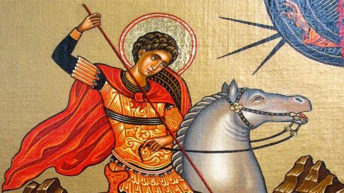 sv georgi ikona