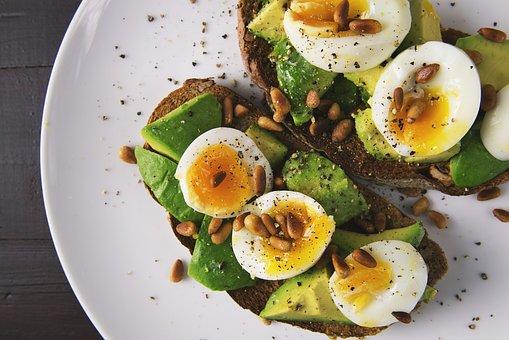 avocado sandwich pix