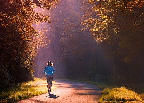running woman pix