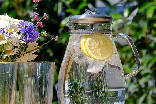 water drink pix flowers