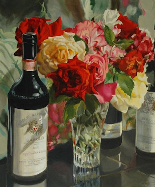 wine-roses